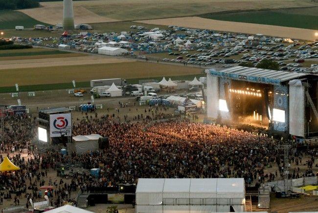 Heuer könnten mehr Besucher zum Nova Rock Festival kommen als im Vorjahr.