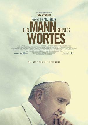 Papst Franziskus – Ein Mann seines Wortes: Kritik und Trailer zum Film