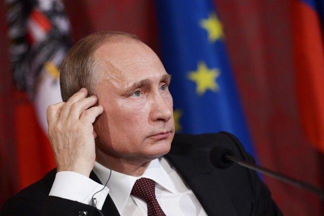 Der Putinbesuch in Wien sorgt für Sperren und Staus.