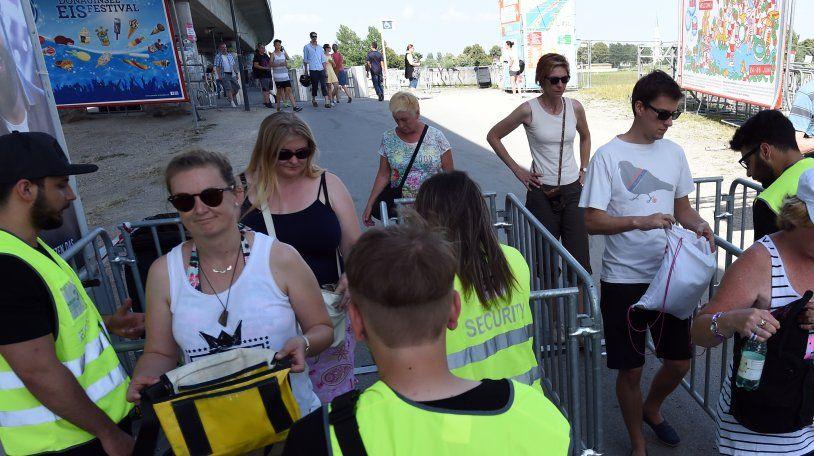 Sicherheit am Donauinselfest 2018: Diese Gegenstände sind dieses Jahr verboten