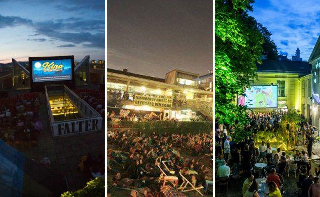 Die Wiener Sommerkinos präsentieren 2018 zahlreiche filmische Highlights.