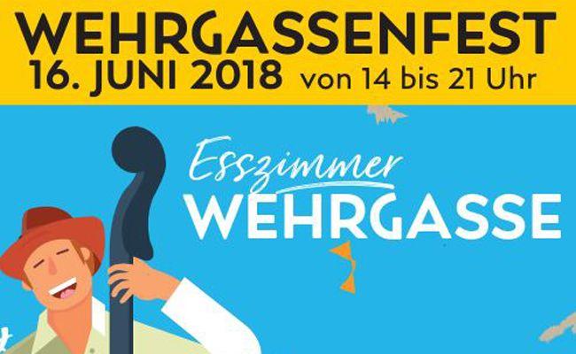 Am 16. Juni findet das 4. Wehrgassenfest statt.