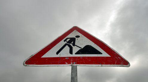 Nächtliche Bauarbeiten & Sperre ab heute in Wien-Floridsdorf