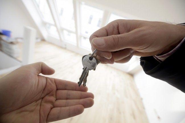 Während kleine Wohnungen teuerer werden, werden größere Wohnungen vergleichsweise billig.