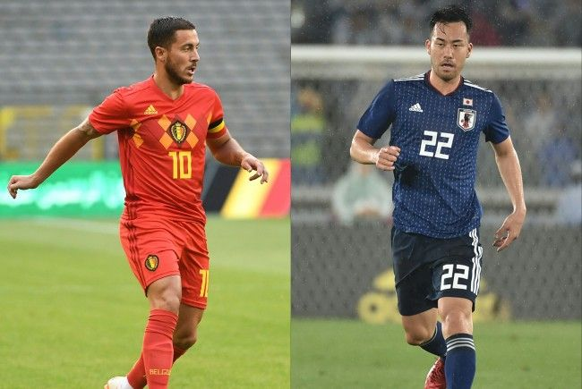 Belgien Japan